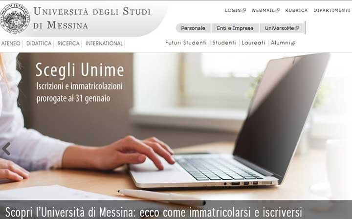 تحصیل در ایتالیا - دانشگاه مسینا