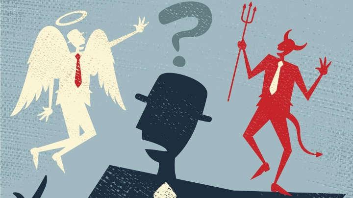 به چالش کشیدن حرفهای درونی برای اینکه در شلوغی های زندگی غرق نشویم
