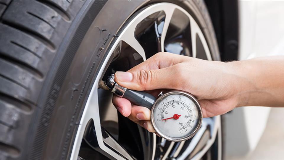 چرا فشار تایرها مهم است