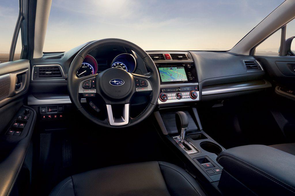 تجربه رانندگی با سوبارو لگاسی (Subaru legacy)