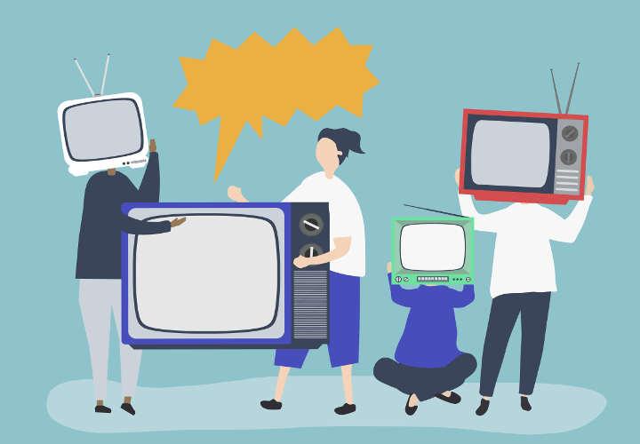 استفاده از قانون ۲۰ ۸۰ برای انتخاب برنامههای تلوزیونی