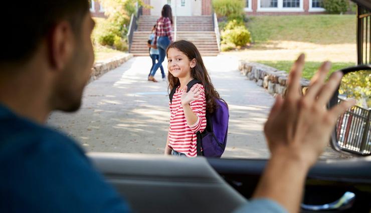 راهکارهایی برای جدایی آسان کودکان از والدین در آغاز سال تحصیلی