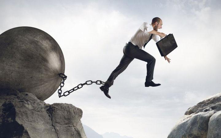 عواملی که سد راه انجام درست کارهایمان هستند - ترس از شکست