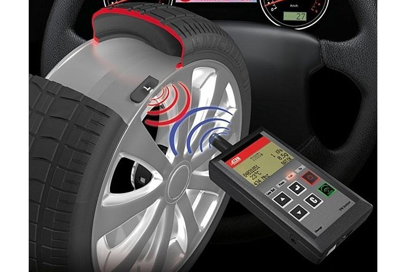 درباره سنسور کنترل فشار باد لاستیک خودرو یا TPMS چه میدانید؟